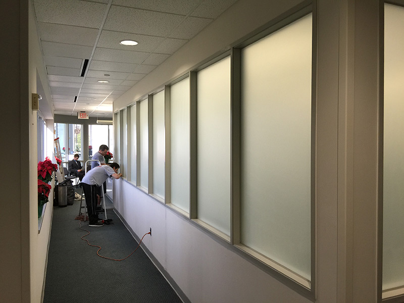 Decorative Film for Business